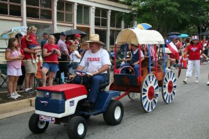 July 4 parade moves out of Downtown