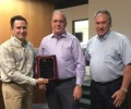 Planning and Zoning Commission recognizes Peter Drapes
