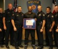 Local citizen portrays act of heroism, awarded Chief Commendation