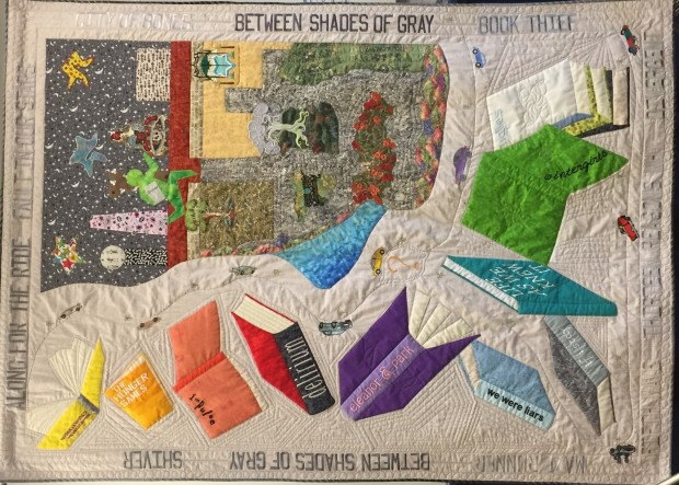 Quilt Raffle Benefiting the Round Rock Public Library