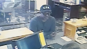 Police seek assistance identifying credit union robbery suspect