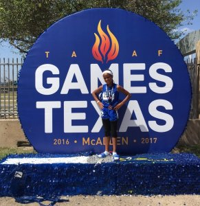 Track and Field Team athletes earned spots at the Texas Amateur Athletic Federation (T.A.A.F) Summer Games of Texas