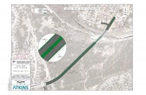 City opens Creek Bend Boulevard extension