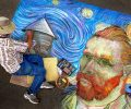 Chalk Walk Arts Festival returns to Downtown Oct. 5-6