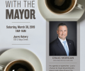 Round Rock to host second Coffee with the Mayor