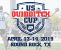 US Quidditch Cup returns to Round Rock April 13-14