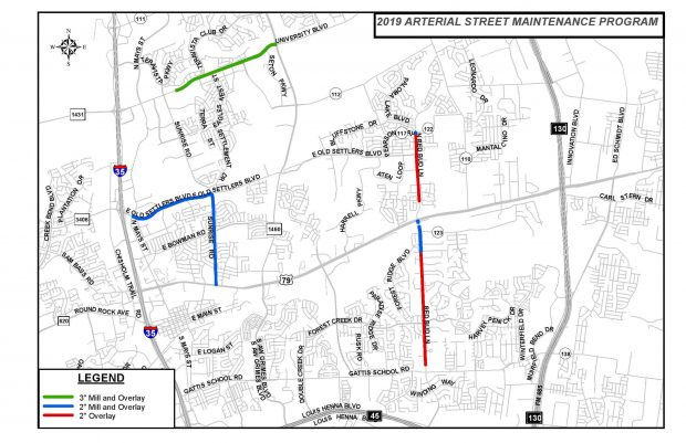 City kicks off $3.6 million arterial street maintenance project