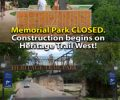 Construction begins on Heritage Trail West
