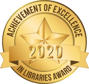 Library receives award for excellent service