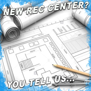 Parks & Rec hosting series of public/needs assessment meetings for Rec Center