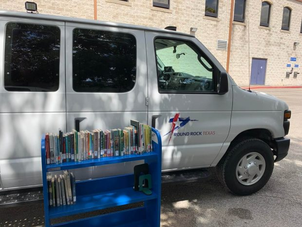 Library offers Homebound Delivery Service