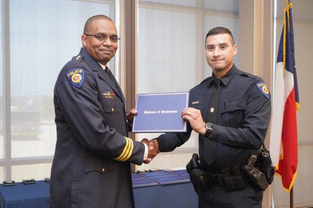 Round Rock ahora contrata cadetes de policía