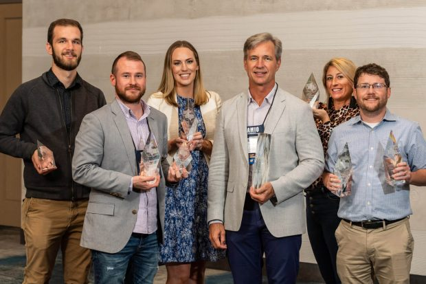 City wins seven statewide awards for communications, marketing