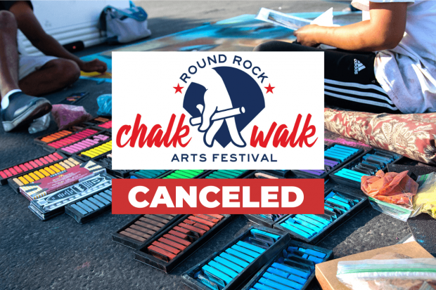 Chalk Walk and Arts Festival canceled due to weather conditions